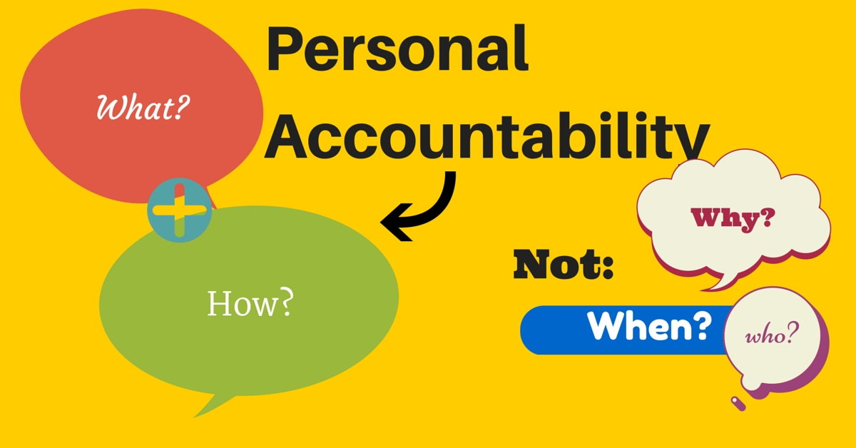 QBQ Personal Accountability | ASSESSMENT SOLUTIONS